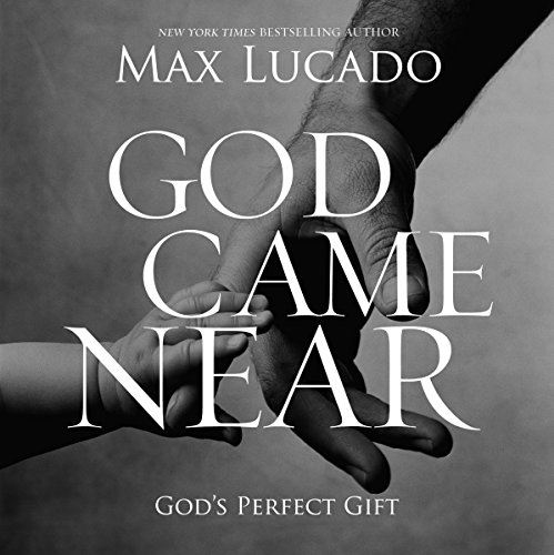 God Came Near audiobook cover art