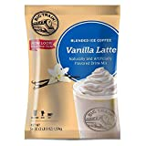 Big Train Blended Ice Coffee, Vanilla Latte, 3.5 Pound, Powdered Instant Coffee Drink Mix, Serve Hot...