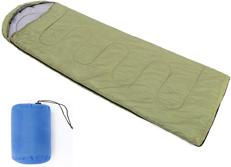 Schlafsack Schlafsäcke aus Baumwolle als als als Füllstoff für Camping Indoor Outdoor Erwachsene Deckenschlafsack Weich Dick und Warm leichte Wasserfest Winddicht - 1KG 220  75cm B07PJRK82H  Ausgezeichnete Qualität be9def