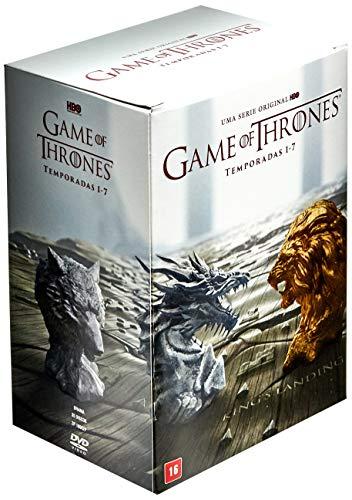 Coleção Game Of Thrones: Temporadas 1-7 [DVD]