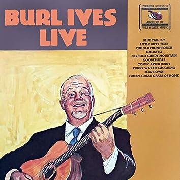 Burl Ives Live