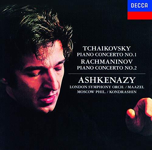 チャイコフスキー: ピアノ協奏曲第1番/ラフマニノフ: ピアノ協奏曲第2番