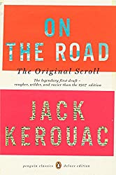 On the Road: The Original Scroll (Penguin Classics Deluxe Edition) by Jack Kerouac (Author), Howard Cunnell (Introduction), Penny Vlagopoulos (Introduction), & 2 more