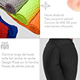 Zoom IMG-2 fittoo leggins sportivi donna push