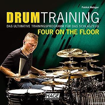 Drumtraining Four on the Floor