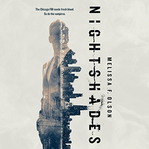 Nightshades audiobook cover art