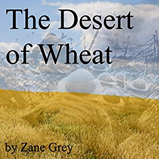 The Desert of Wheat audiobook cover art