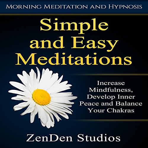 Simple and Easy Meditations audiobook cover art