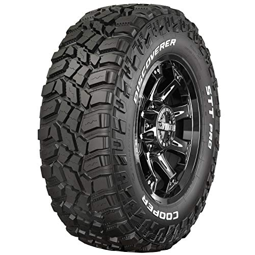 Cooper Discoverer STT Pro All-Season 35X12.50R15LT 113Q Tire