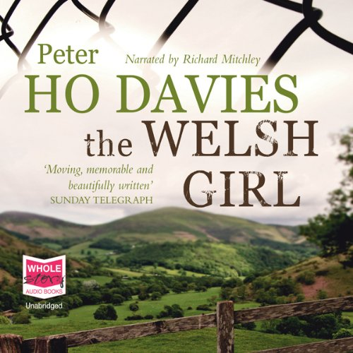 The Welsh Girl audiobook cover art