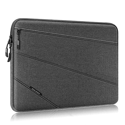Alfheim Laptop-Hülle 14 Zoll, wasserdichte, stoßfeste Laptop-Tasche mit Zubehörtasche, Laptop-Schutzhülle für Notebook Chromebook Tablet Ultrabook