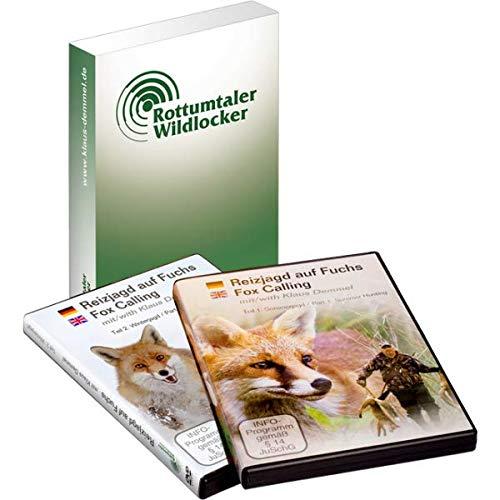 Rottumtaler Wildlocker DVD Box - prikkelende jacht op de vos