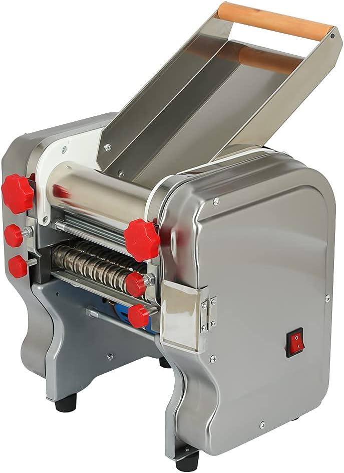 Commercial Electric Pasta Press Maker 3/9mm Width Dumpling Skin