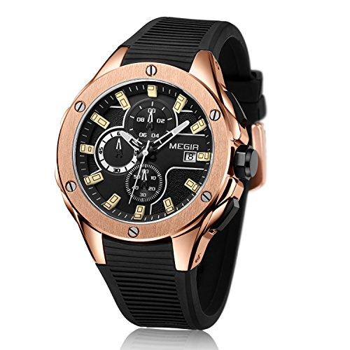 Reloj - Megir - Para Hombre. - MG2053