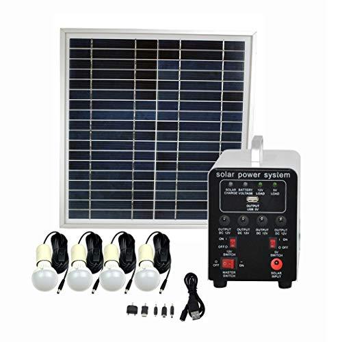 Ferryman - Kit di illuminazione solare
