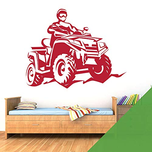 Wandtattoo für ATV, Quad, Dirt, Off Road – Moto Sport
