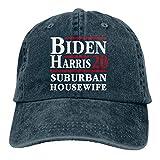 shenguang Suburban Housewife para Biden Harris 2020 Ajustable Vintage Lavado...