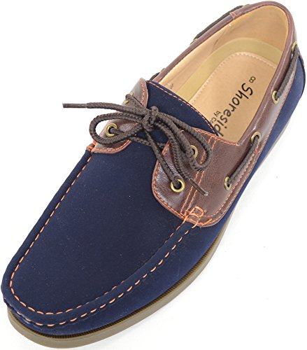 SNUGRUGS Mens Smart/Casual/Summer Lace Up Boat/Deck Shoes/Loafers -...