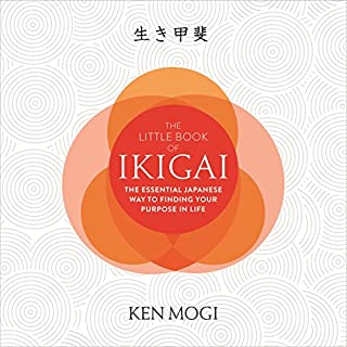The Little Book of Ikigai cover art