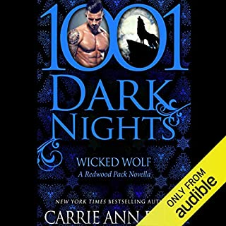 Wicked Wolf audiobook cover art