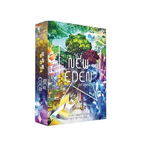 New Eden Project - Board Game