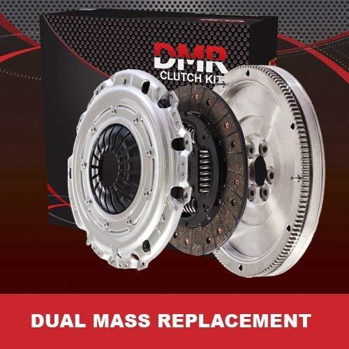 Sharan 1.9 TDi Dual Mass Replacement Flywheel Clutch Kit (Solid Flywheel)