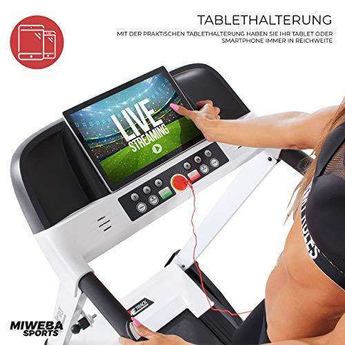 HT1500 Miweba Sports Sieger Laufband unter 500 Euro Bild 5*