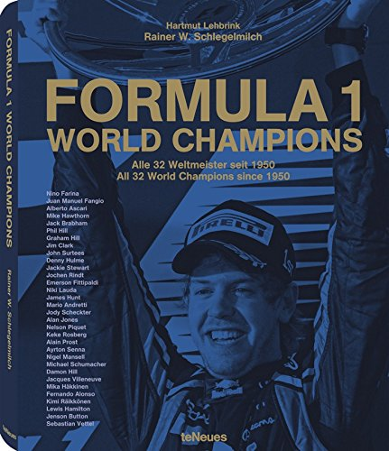 Formula One Champions - Formel 1 Weltmeister: World Champions (AUTOMOT DESIGN)