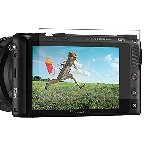 Vaxson 3-Pack Anti Luce Blu TPU Pellicola Protettiva, compatibile con Samsung NX2000 Digital Camera, Screen Protector Film [ Non Vetro Temperato ]
