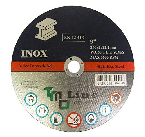 10x Metall Trennscheibe 230 mm 9