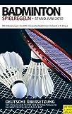 Badminton Spielregeln 2010/2011 - Deutscher Badminton-Verband e. V.