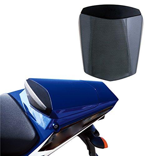 Artudatech Motorrad Soziusabdeckung Sitzkappe Verkleidung Heckabdeckung Rücksitzbezug Rear Seat Cowl Fairing Tail Cover für Yamaha YZF R6 2003 2004 2005