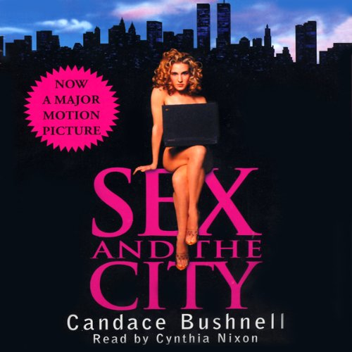 Sex and the City audiobook cover art