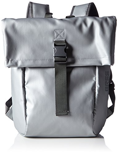 Pnch 92, chrome, backpack S W20 BREE Collection Unisex-Erwachsene