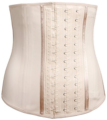 Lady Slim Fajas Colombianas Reductoras Y Moldeadoras para Mujer Latex Waist Trainer Cincher Shaper...