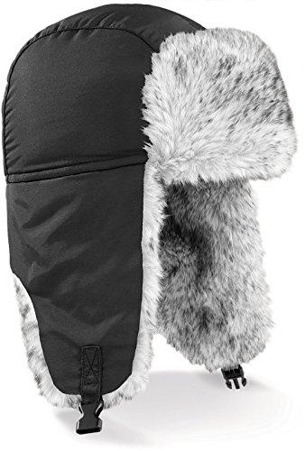 Beechfield dames heren muts Sherpa Hat B345