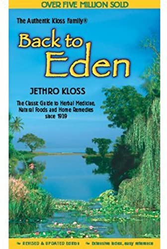 Felices compras BOOKS ALL ALL ALL PUBLISHER TITLES BACK TO EDEN-KLOSS PPBK, BOOK by BOOKS-ALLPUBLISHERTI  promocionales de incentivo
