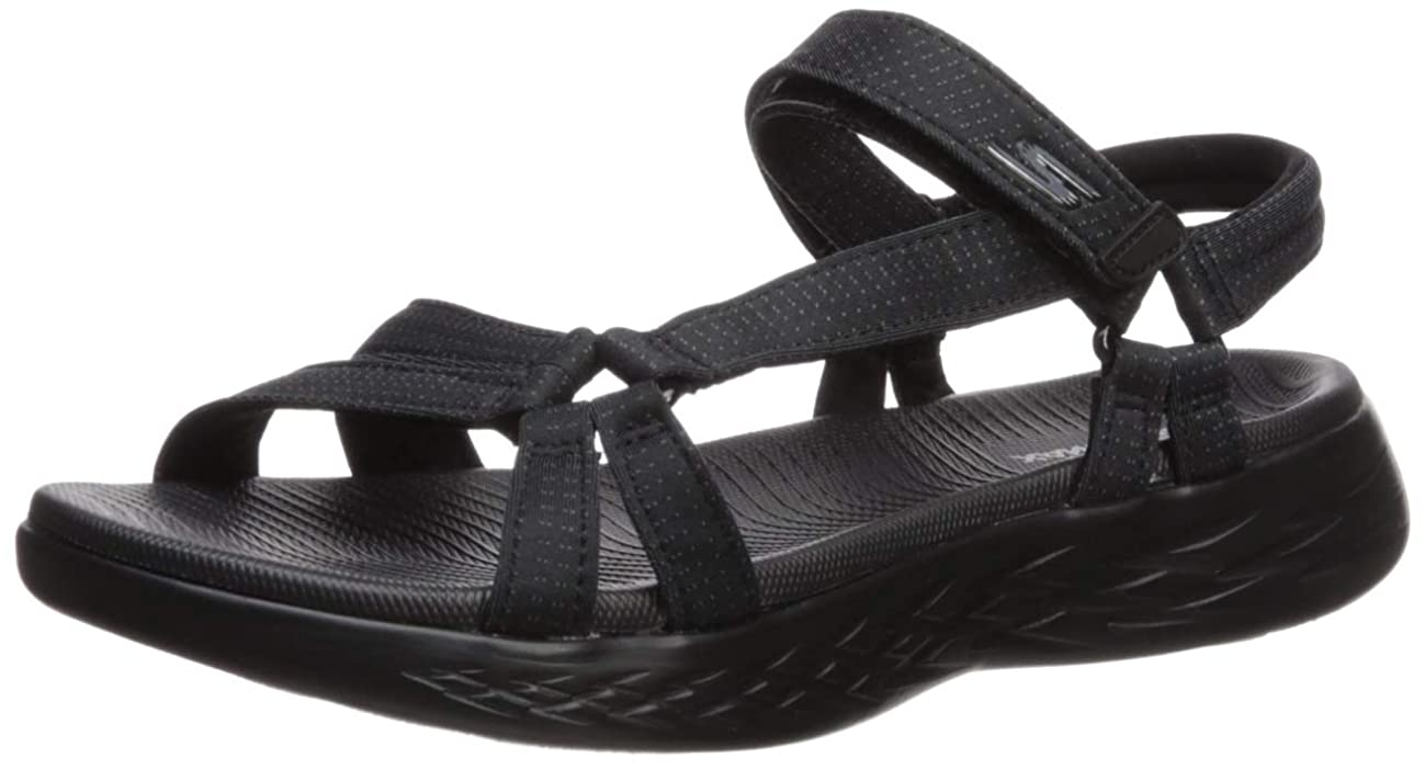 Skechers Women's On-The-go 600-Brilliancy Sport Sandal