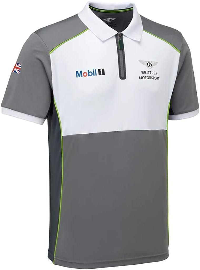 Bentley Motorsports Men's Dallas Branded goods Mall Team Polo Shirt