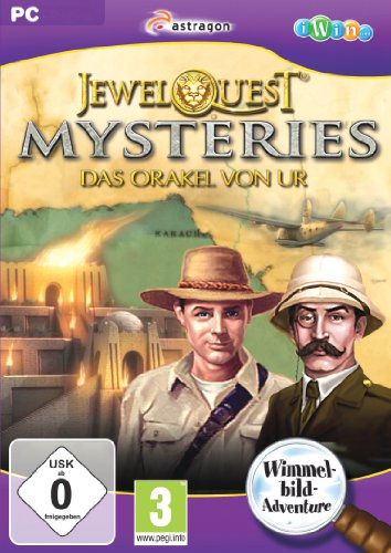 Jewel Quest Mysteries 4 [Download]
