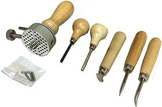 ToolUSA Jeweler's Stone & Ring Working Deluxe Set - Burnishers, Bezel Roller, Prong Pushers, & Vise: KIT-TJ9783-3