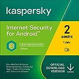 Kaspersky Internet Security for Android 2021 Standard | 2 Gerät | 1 Jahr | Mobile Device |...