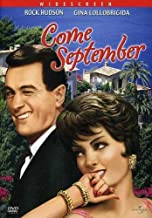 rock hudson come september