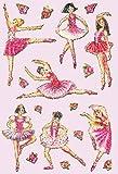 Sticker Ballerina, Crystal