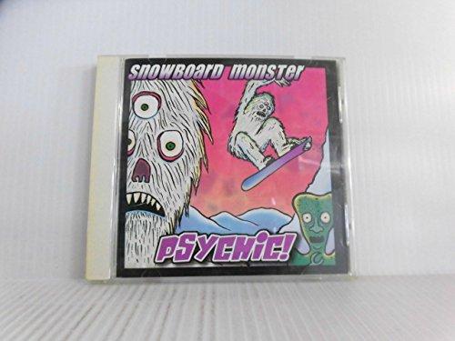 Snowboard Monster Psychic!