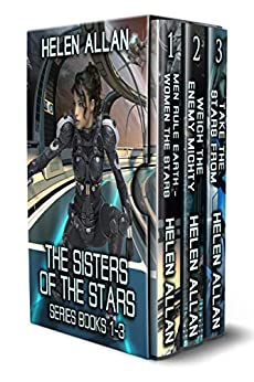 [Helen Allan]のThe Sisters of the Stars: Books 1-3 (English Edition)