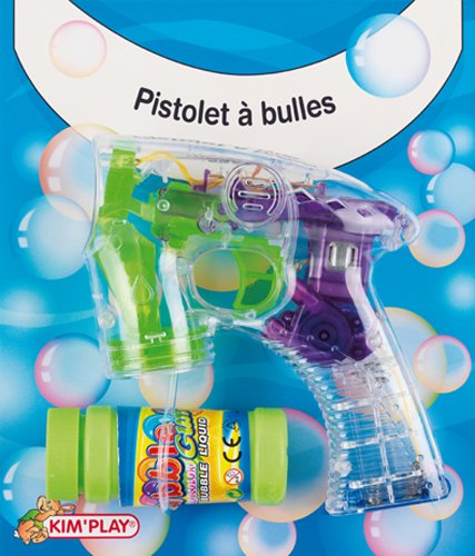 COFALU KIM PLAY - 772 - Pistolet à Bulles