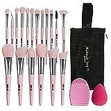 Makeup Brushes Set 18 Pcs,Makeup...