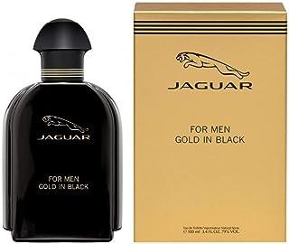 Jaguar Gold In Black for Men - Eau de Toilette, 100ml