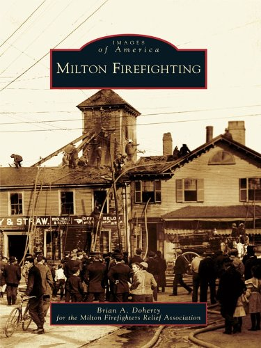 Milton Firefighting (Images of America)
